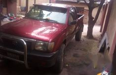 Toyota Tacoma 2001 Red for sale