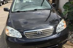 Toyota corolla for sale 2007