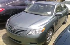 Clean Toyota Camry 2004 Grey for sale