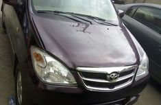 Toyota Avanza 2006 Purple for sale