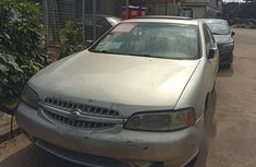Nissan Altima 2001 Silver for sale
