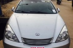 Lexus ES300 2004 Silver for sale