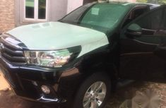 Toyota Hilux 2017 Black for sale