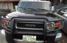 Toyota Fj Cruiser 2008 Black for sale