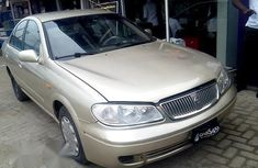 Nissan Sunny 2004 Gold for sale