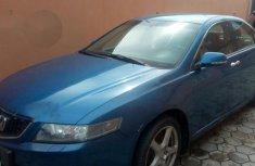 Honda Accord 2004 Blue for sale