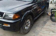 Mitsubishi Montero 1996 Black for sale