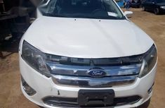 Ford Fusion 2011 White for sale