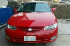 Clean Toyota Solara 2001 Red for sale