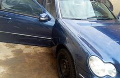 Mercedes-Benz C230 2003 Blue for sale