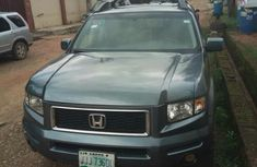 Honda Ridgeline 2007 Green for sale