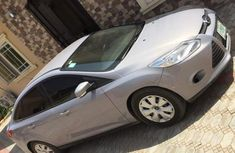 Ford Focus 2013 Silver For Sale