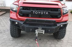 Toyota Tundra 2017 Red for sale