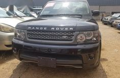 Land Rover Range Rover Sport 2010 Black for sale