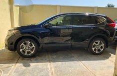Honda CR-V 2018 Black for sale