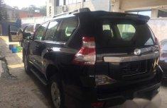Toyota Land Cruiser Prado 2016 Black for sale
