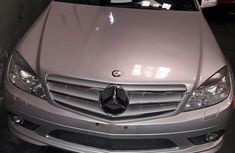 Mercedes-Benz E300 2008 Silver for sale