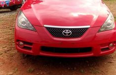 Toyota Solara 2008 Red for sale