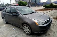 Clean Ford Focus 2010 Gray for sale