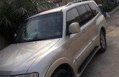 Clean Mitsubishi Montero 2006 Gold for sale