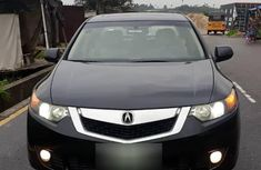 Acura TSX 2010 Black for sale