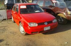 Volkswagen Golf 1999 Red for sale