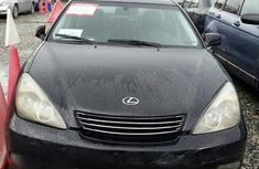 Lexus ES 330 2004 Black for sale