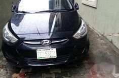 Hyundai Accent 2015 Black for sale