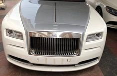 Rolls Royce Ghost 2015 White for sale