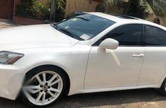 Tokunbo Lexus IS350 2007 White for sale