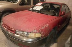 Honda Accord 1992 Red for sale