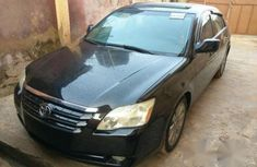 Clean Toyota Avalon 2003 Black for sale