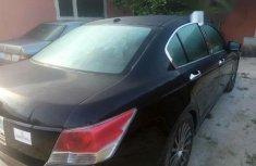 Honda Accord 2008 Black for sale