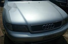 Clean Audi A4 1999 Silver for sale