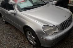 Neatly Used Mercedes-Benz C320 2002 Silver