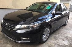 Honda Accord 2014 Black for sale