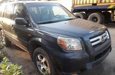 Neatly Used Honda Pilot 2006 Green for sale