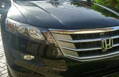 Clean Honda Crosstour 2012 Black for sale