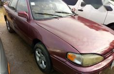Nigerian Used Toyota Camry 1996 Red for sale