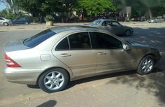 Mercedes-Benz C240 2004 Gold for sale