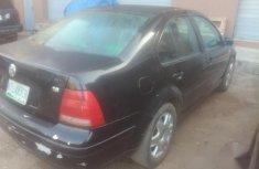 Volkswagen Bora 2004 Black For Sale