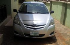 Toyota Yaris 2005 Silver for sale