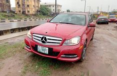 Mercedes Benz C300 2010 Upgraded To 2014 Red