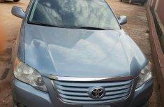 Neatly Used Toyota Avalon Touring 2009 Blue