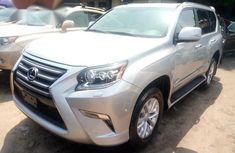 Lexus Gx470 2016 Silver for sale