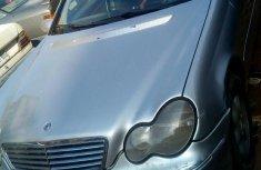 Nigerian Used Mercedes-Benz C230 2006 Silver
