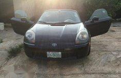Toyota MR2 2001 Black for sale
