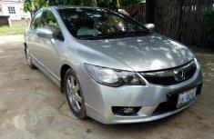 Honda Civic 2010 Silver for sale