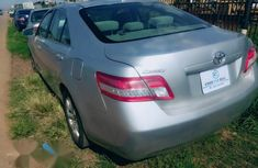 Toyota Camry 2010 Silver for sale
