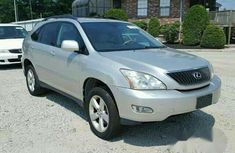 Clean Lexus RX330 2005 Silver for sale